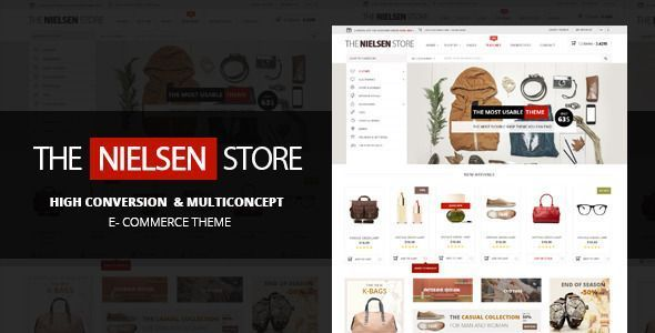 Descargar Nielsen - Tema de Wordpress - Themes y plugins